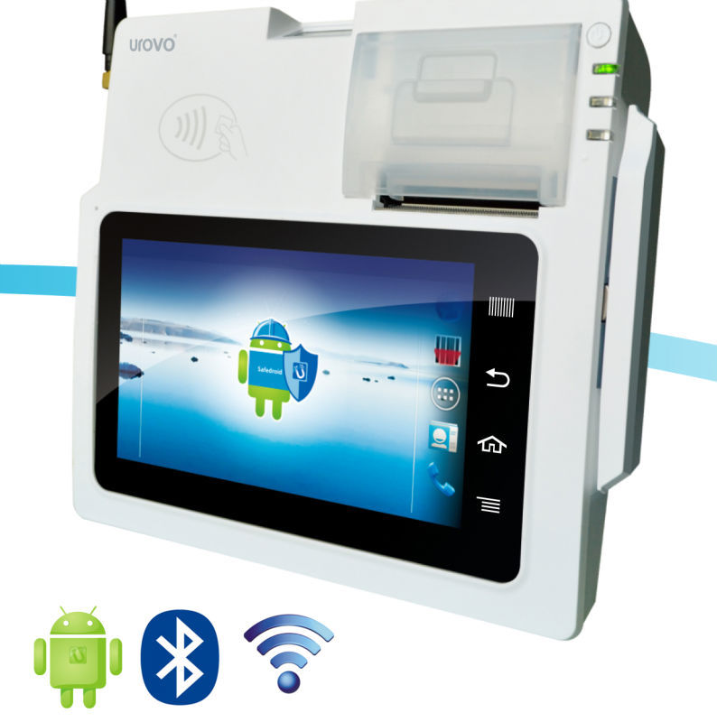 Hot Selling I9300 Tablet Android Pos System Barcode