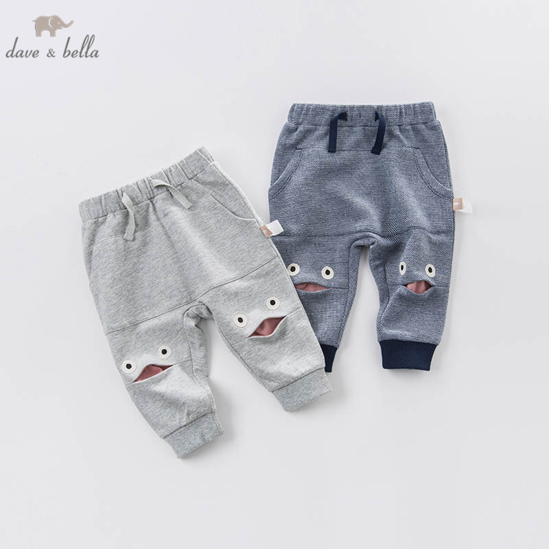 DB7185 dave bella spring infant baby boys full length fashion pants children toddler pants boys trousers dba7845 dave bella autumn baby boys fashion jeans children full length kids denim pants infant toddler trousers
