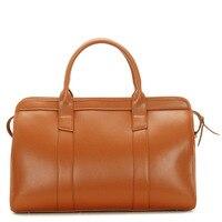 Лидер продаж, новая мужская кожаная сумка для багажа, Диагональная Сумка, Большая вместительная кожаная дорожная сумка