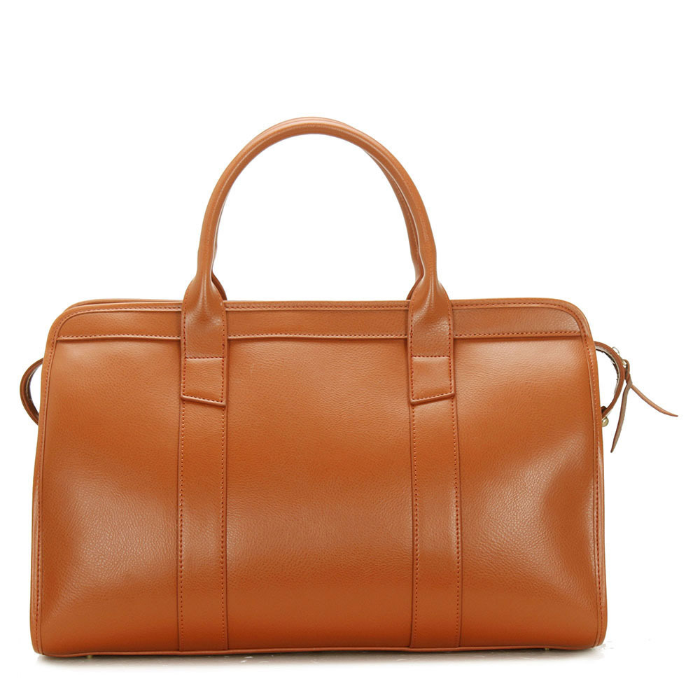 Best selling new men's first layer leather luggage bag handbag diagonal cross bag large capacity leather travel bag