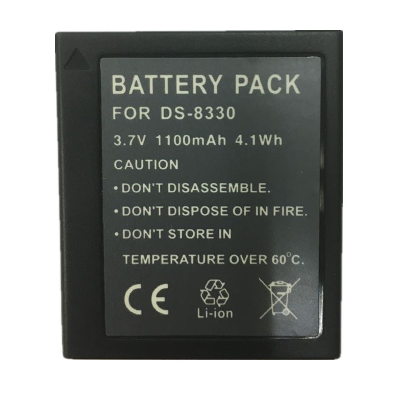 DS-8330 DS 8330 DS8330 For PREMIER DS-8330 DS-8340 DS-8350 SL-8 DS-8650 DS-888 DS-A350 SL-83 Digital camera Battery
