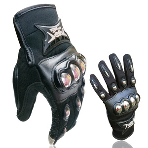 Image 5 - Full finger motorcycle gloves security protective Sweat absorb motocross dirbike DH racing gloves men women moto gloves