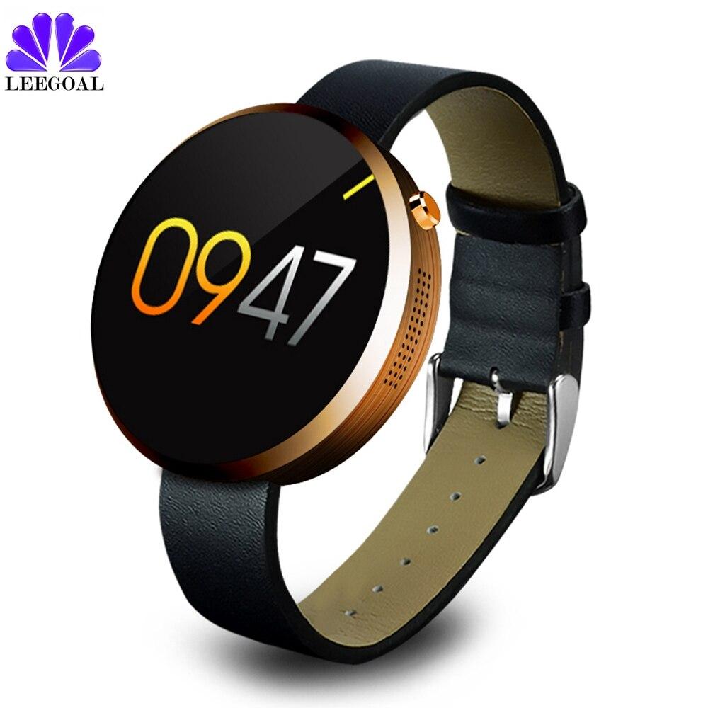 2017 Водонепроницаемый Bluetooth dm360 SmartWatch Смарт часы для IOS Andriod телефон сердечного ритма Мониторы SmartWatch dm360 Hombre женские