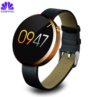 Smart Watch IPS 1 22 Inch Round Screen Support Sport Heart Rate Monitor Alarm Clock Smartwatch