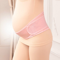 Pregnancy Belly Belt Maternity Back Support Band Maternity Belly Brace Prenatal Strap Belt Athletic Bandage Girdle