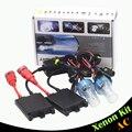 55 W 9006 HB4 Xenon Lastro Lâmpada HID Kit 3000 K 4300 K 6000 K 8000 K Carro Farol De Conversão nevoeiro Daytime Running Luz DRL