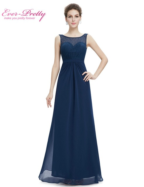 Mother of the Bride Dresses Ever Pretty HE08781NB Women s elegant round  neck long sleeveless Mother of aefd3efe86fd