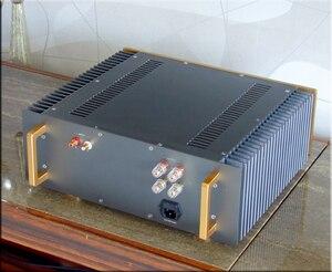Image 3 - BRZHIFI A60 series aluminum case for class A power amplifier