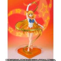 J.G Chen Figuarts Zero 20th Anniversary Anime Sailor Moon Sailor Venus Minako Aino PVC Action Figure Collectible Model Toys