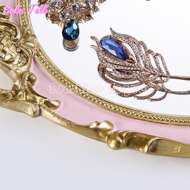 Europski ukras za okrugle ladice za držač nakita za palačinke s - Kuhinja, blagovaonica i bar - Foto 2