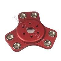 Reprap Delta kossel k800 metal magnetic effector For DIY 3D printer aluminum alloy magnetic effctor for Delta