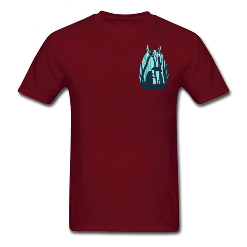 最新トトロ Tシャツ男性アニメ Tシャツブランド新日本スタイル服隣人永遠 2018 3D トップススリムフィット大人 tシャツ黒