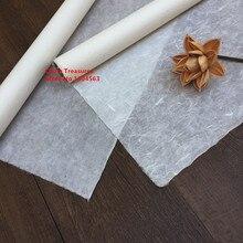 10 листов Jing Xian Yunlong Pi Zhi китайское прозрачное длинное волокно Бумага картина с каллиграфией бумага тутового риса Xuan Zhi
