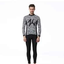 2017  Cycling Jersey Sets Men's long Sleeve Bicycle Cycling Clothing Set Bike Wear Shirts Outdoor Maillot Ropa Ciclismo