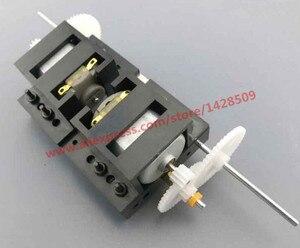 1 set C2A caja de cambios de velocidad de cambio de motor de metal Micro DC de alta calidad y caja de cambios de reducción
