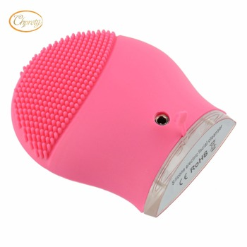 Waterproof Portable Ultrasonic Facial Cleaner Electric Face Cleansing Brush Sonic Massage Skin Care Spa Beauty Cleaning Device