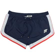 new arrival men boxer shorts print patchwork shorts men summer wear fashion casual shorts pocket 4 colors 5P0474