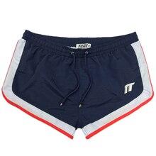 Новых людей прибытия боксеры печати лоскутные шорты мужчины летняя одежда мода повседневная шорты карманные 4 цветов 5P0474