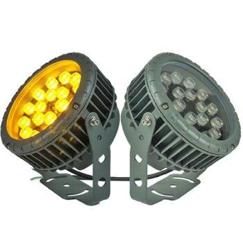 LED Floodlight 6W 9W 12W 18W Outdoor Spotlight Flood Light AC220V 240V Waterproof IP68 Professional Lighting Lamp
