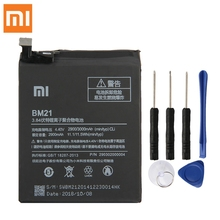 Original Replacement Battery For XiaoMi Redmi Note Mi 5.7  Redrice BM21 Genuine Phone 2900mAh