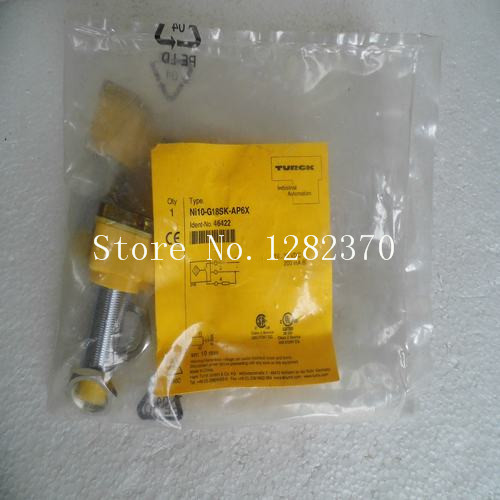 все цены на [SA] New original authentic special sales TURCK proximity switches NI10-G18SK-AP6X spot --5pcs/lot