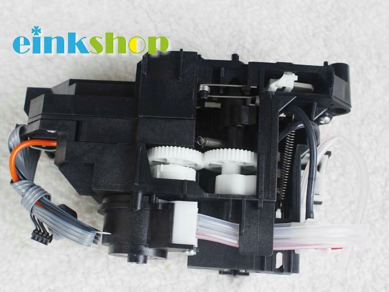 цена на Original New Ink Pump Assembly for Epson Stylus Photo R1900 R1800 R2000 R2400 R2880 Ink pump