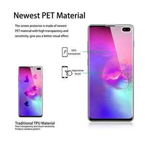360 двойной мягкий чехол для Samsung Galaxy S10 Plus S9 S8 S7 Edge S10E A10 A30 A40 A50 M10 M20 A6 A8 Plus J4 J6 A9 A7 2018