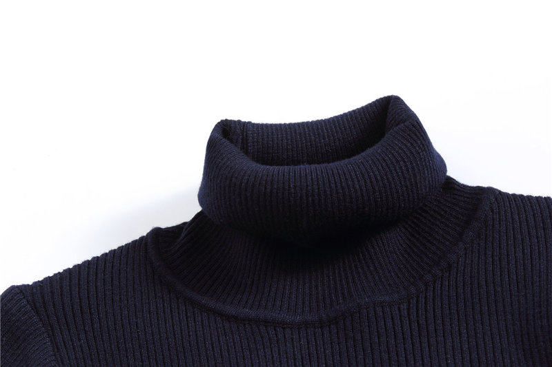 COODRONY Winter Thick Warm Cashmere Sweater Men Turtleneck Mens Sweaters Slim Fit Pullover Men Classic Wool Knitwear Pull Homme 16