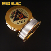 PIRATE COIL Best Quality Alien Clapton Heating Wires 10Feet Roll RDA RTA Atomizer Coils DIY Tool