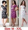 L-xxl maternidade vestidos para grávidas mulheres escritório formal para festas