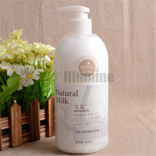 Молочный ароматизатор для мытья тела очищающий гель для душа питающий, увлажняющий 556 мл