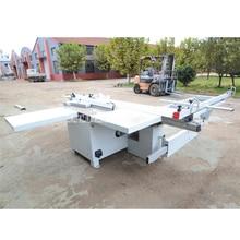 New MJ6132TYQ Cutting Board Saw Cutting Machine Wood Cutting Sliding Table Saw Panel Saw Machine 220V/380V 5.5kw (3200*380mm) ekra x4 printing machine 380mm squeegee