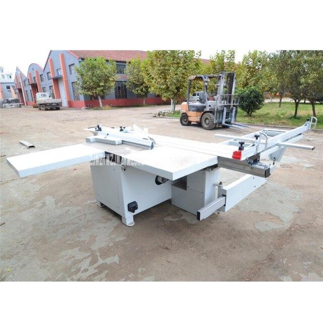 New MJ6132TYQ Cutting Board Saw Cutting Machine Wood Cutting Sliding Table Saw Panel Saw Machine 220V/380V 5.5kw (3200*380mm)