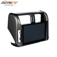 JIUYIN Android автомобильный Радио для toyota prado 150 2010 2011 2013 2012 gps Мультимедиа с 9 сенсорный экран