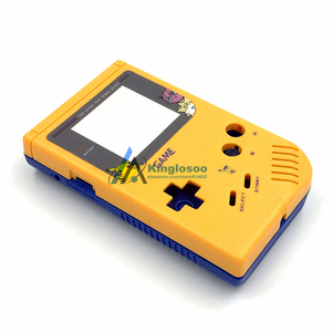 Image 3 - DIY Limited edition Full set Housing shell cover replacement part for Game boy classic for GB DMG GBO w/ screw