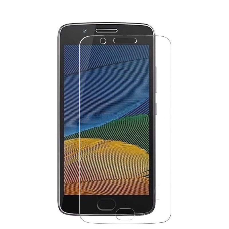 Tempered Glass phone for Motorola Moto E5 G5 G6 P30 E4 Play Plus One Power Moto X4 Protective Film Screen Protector image