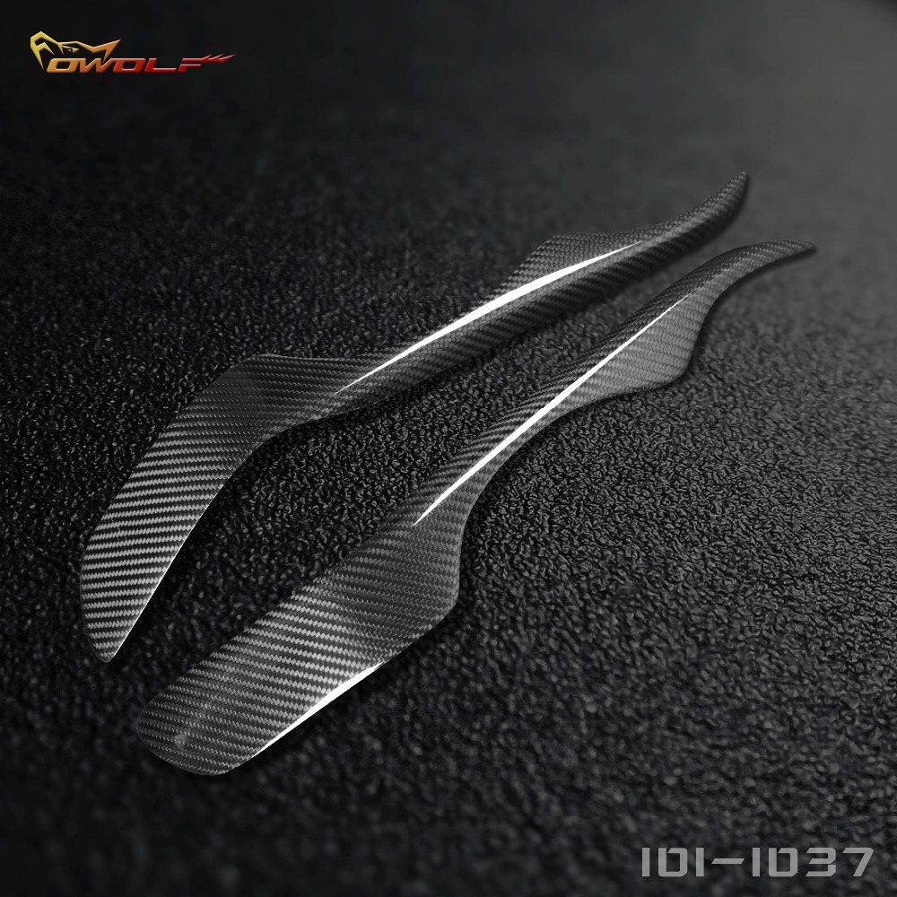 carbon fiber eyelid eyebrow for lexus is300 is200 rs200 altezza b 1998 2005 [ 1000 x 1000 Pixel ]