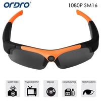 Free Ship 1080P SM16 HD 120 Degree Wide Angle Sunglasses Camera Video Recorder Sport Mini Recorder