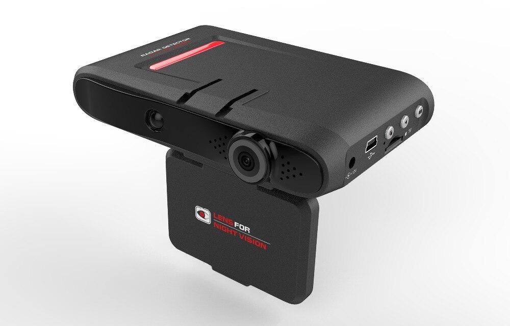 8600 universal Russian or English car dash camera DVR car anti Radar Detector G-sensor R ...