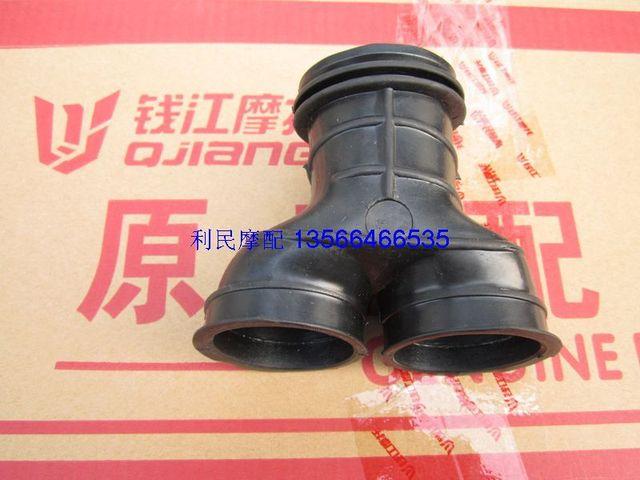 QJ250-3 filtro vacío manguera DD250 CA250 carburador interfaz suave piel Jincheng 250