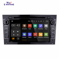 WANUSUAL 7 Inch Android 5.1 Car Radio Player for Opel Astra 2004 2009 for Vectra 2005 2008 for Zafira 2005 2010 with BT WIFI Map