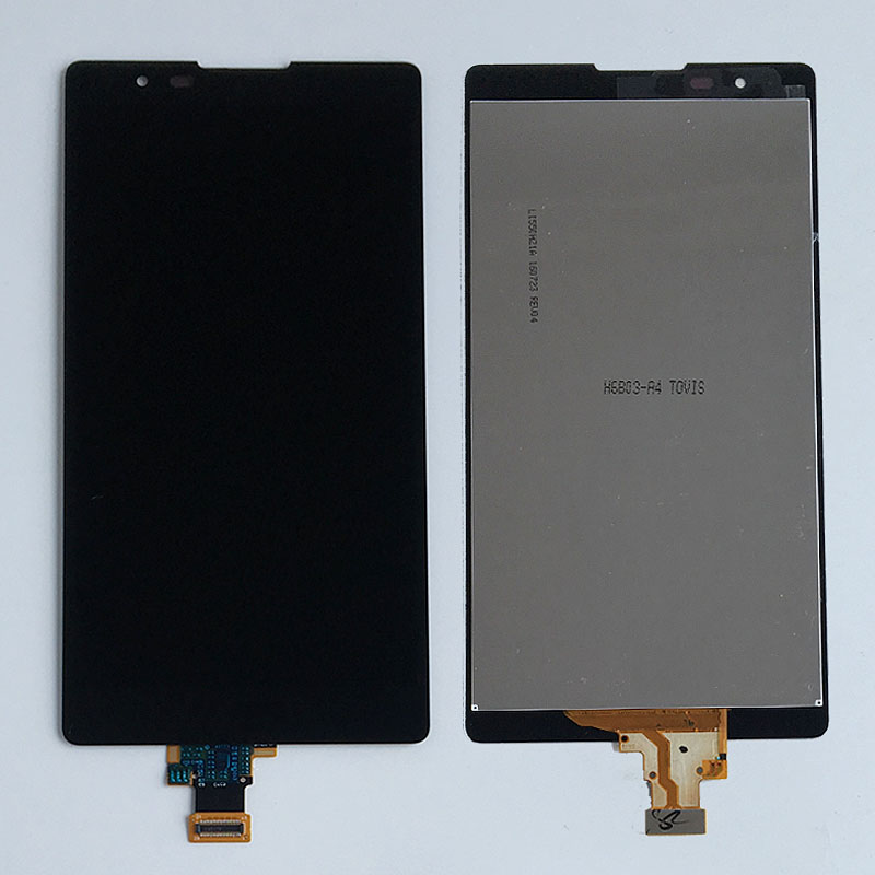 ФОТО For LG X MAX K240 K240H K240F LCD Display Screen Touch Glass Digitizer Assembly Black