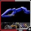Produto Universal Acessórios Da Motocicleta Braçadeira Linha de Freio Para BMW R1200GS R1200 GS ADV R1200R/S F800R/S F700GS F650GS Azul