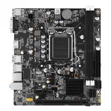 B75 LGA 1155 Материнская плата Поддержка USB 3,0 двухканальный DDR3 1600/1333/1066 DIMM интегрированный Графика для Intel Core 2/3 i3/i5/i7