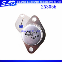 2N3055 3055 15A 100 โวลต์ TO 3P 20 ชิ้น/ล็อตจัดส่งฟรี