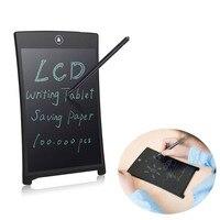 LCD דק במיוחד נייד 8.5 Inch הדיגיטלי LCD לוח גרפי לוח כתיבת לוח הציור אלקטרוני + Stylus כתיבת משרד בית XXM