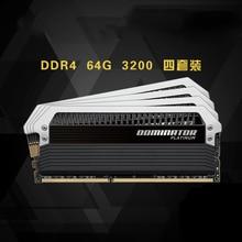 64g memory module ddr4 desktop four CMD64GX4M4C3200C1616 * 4