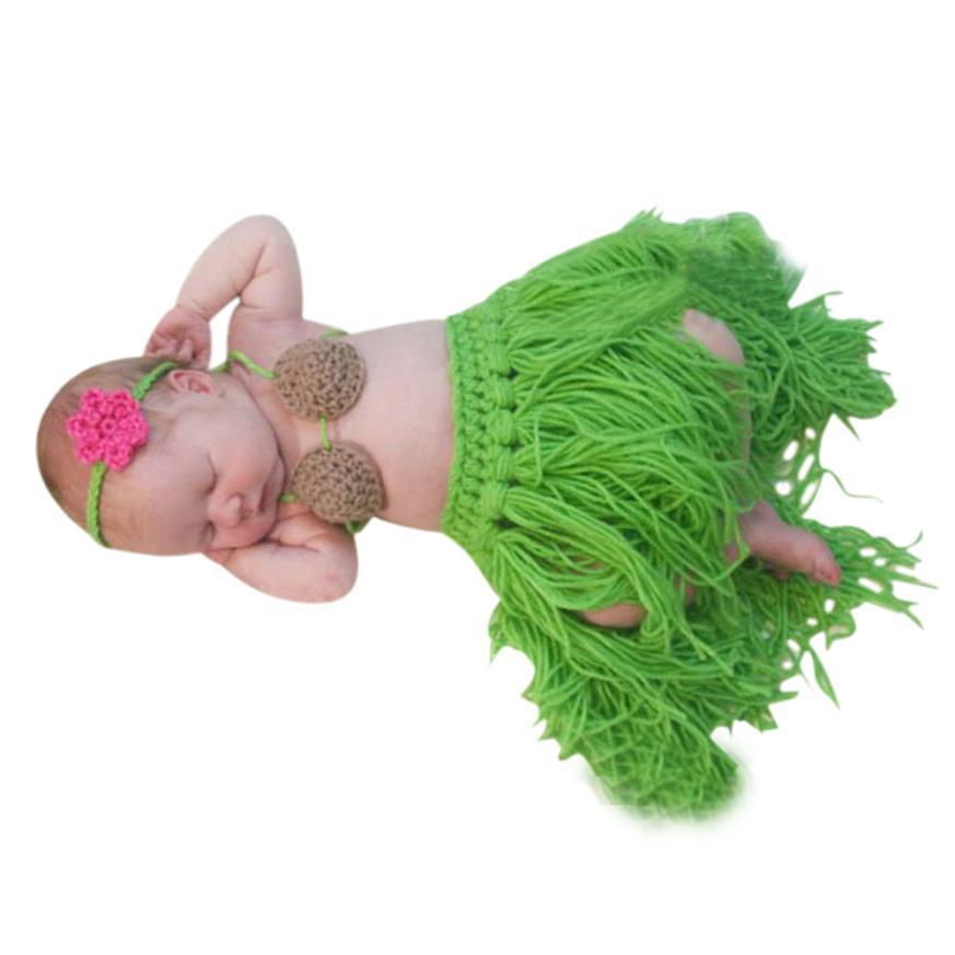 SIF Baby Girl Boy Newborn 0 3 Months Knitted Crochet