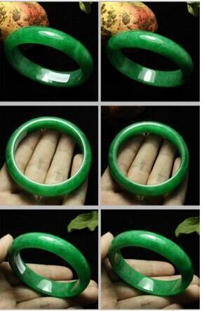 Сертифицированный натуральный изумруд зеленый жадеит нефрит браслет ручной работы(сертификат доставки