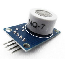 MQ7 MQ 7 MQ-7 Smoke Liquefied Flammable Methane Gas Sensor Module for Arduino Diy Starter Kit
